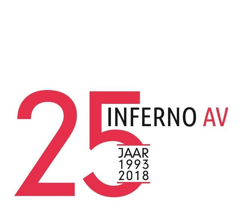 Inferno Audio Visueel bestaat 25 jaar!