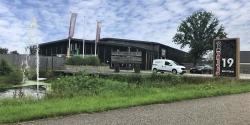 Radio bij Van der Wal Hout