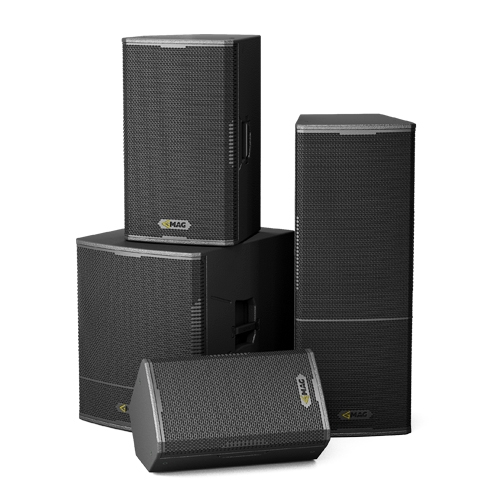 Inferno Audio Visueel dealer MAG Audio